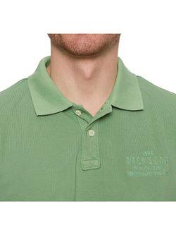 Футболки-Поло TOM TAILOR                                                                                                              зелёный цвет