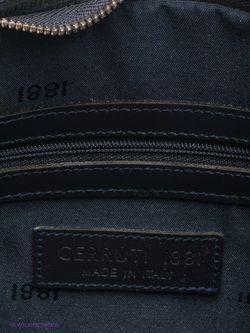 Сумки Cerruti 1881                                                                                                              синий цвет