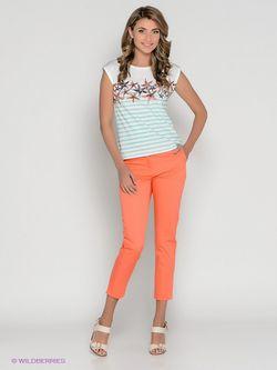Футболки Zarina                                                                                                              оранжевый цвет
