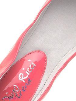 Балетки Dino Ricci                                                                                                              розовый цвет