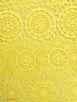 Платья Sinequanone                                                                                                              желтый цвет