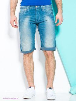 Шорты Pepe Jeans London                                                                                                              синий цвет