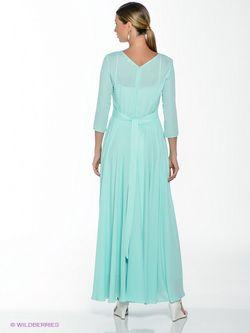 Платья Pallari                                                                                                              Бирюзовый цвет