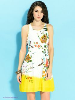 Платья Ada Gatti                                                                                                              желтый цвет