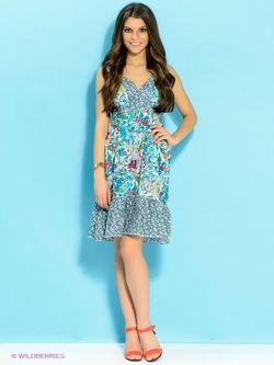 Платья Ada Gatti                                                                                                              голубой цвет