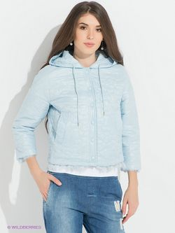 Куртки Pinko                                                                                                              голубой цвет