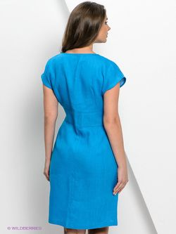 Платья КАЛIНКА                                                                                                              голубой цвет