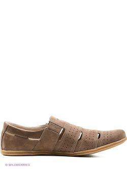 Туфли Cooper                                                                                                              коричневый цвет