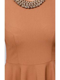 Платья Vittoria Vicci                                                                                                              коричневый цвет