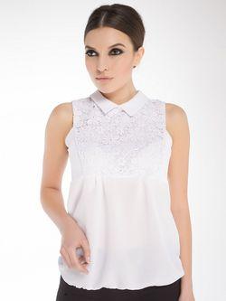 Блузки Arefeva                                                                                                              белый цвет