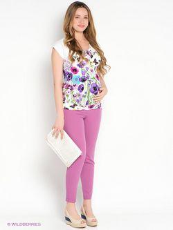 Блузки Hunny Mammy                                                                                                              фиолетовый цвет