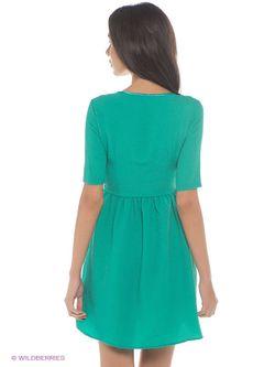 Платья Oodji                                                                                                              зелёный цвет