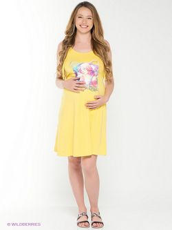 Сарафаны 40 недель                                                                                                              желтый цвет