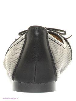 Балетки Stesso                                                                                                              чёрный цвет