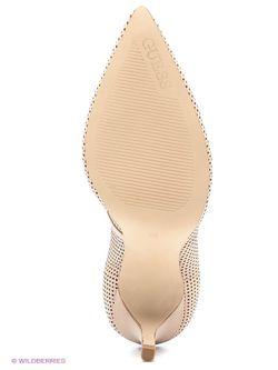 Туфли Guess                                                                                                              бежевый цвет