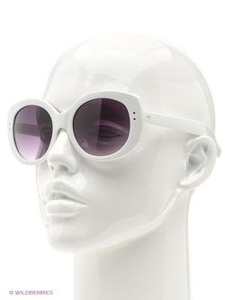 Солнцезащитные Очки Oodji                                                                                                              белый цвет
