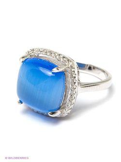 Ювелирные Кольца Art Silver                                                                                                              голубой цвет