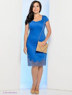 Платья Milana Style                                                                                                              синий цвет