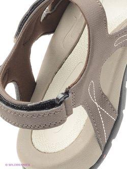 Сандалии Hi-Tec                                                                                                              коричневый цвет