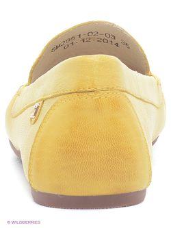 Мокасины Spur                                                                                                              желтый цвет