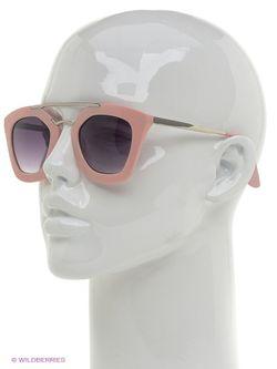 Солнцезащитные Очки Oodji                                                                                                              розовый цвет