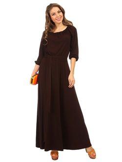 Платья Mondigo                                                                                                              коричневый цвет