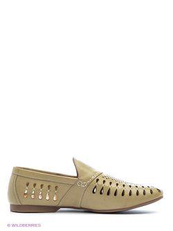 Туфли Stesso                                                                                                              бежевый цвет