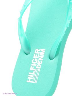 Пантолеты Tommy Hilfiger                                                                                                              Бирюзовый цвет