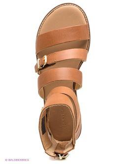 Сандалии Tommy Hilfiger                                                                                                              коричневый цвет