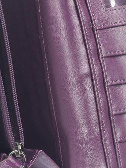 Кошельки Oodji                                                                                                              фиолетовый цвет