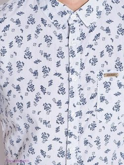 Рубашки Guess                                                                                                              синий цвет