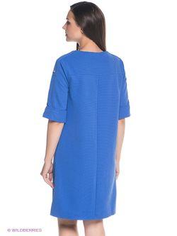 Платья Klimini                                                                                                              Лазурный цвет