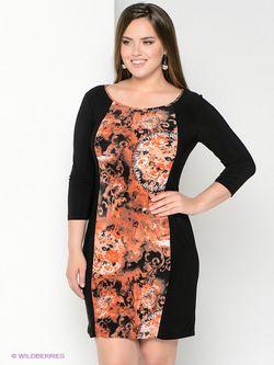 Платья Klimini                                                                                                              черный цвет