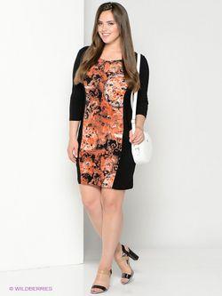 Платья Klimini                                                                                                              чёрный цвет