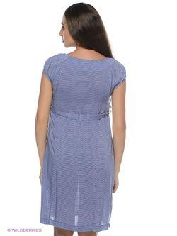 Платья EUROMAMA                                                                                                              синий цвет