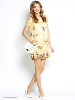 Платья Наталья Новикова                                                                                                              бежевый цвет