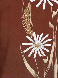 Блузки Наталья Новикова                                                                                                              коричневый цвет