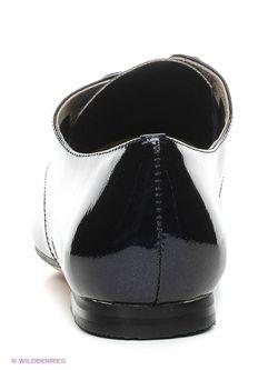 Ботинки Renaissance                                                                                                              синий цвет