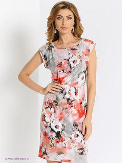 Платья V&V                                                                                                              серый цвет