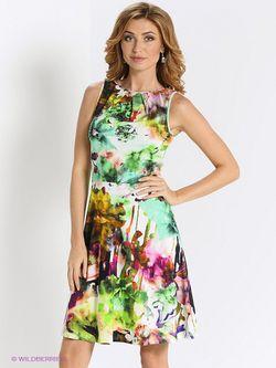 Платья V&V                                                                                                              зелёный цвет