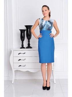 Платья Katerina Bleska&Tamara Savin                                                                                                              синий цвет