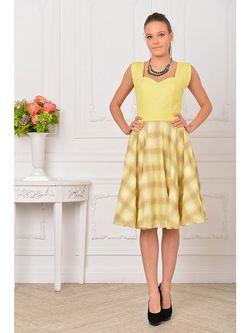 Платья Katerina Bleska&Tamara Savin                                                                                                              желтый цвет
