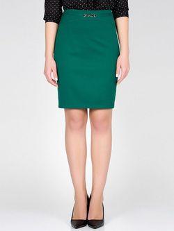 Юбки Emka Fashion                                                                                                              зелёный цвет