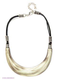 Ожерелья Top Secret                                                                                                              серый цвет