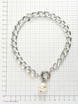 Ожерелья Top Secret                                                                                                              серебристый цвет