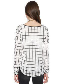 Блузки TOM TAILOR                                                                                                              чёрный цвет