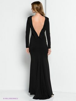 Платья ZAYKINS                                                                                                              черный цвет