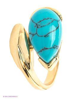 Ювелирные Кольца Art Silver                                                                                                              Золотистый цвет