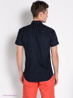 Рубашки Jack & Jones                                                                                                              синий цвет