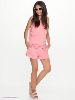 Топ Vero Moda                                                                                                              розовый цвет